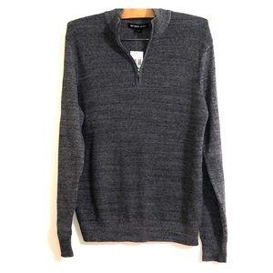 NEW MICHAEL KORS Men's Grey Sweater $128 Small